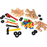 Набор инструментов Наша Игрушка, 80 предметов