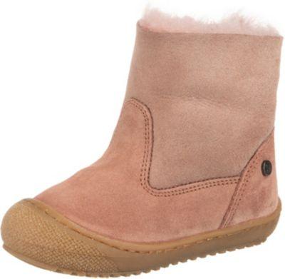 Details zu Naturino Puffy Sandalen Mädchen Lauflern Schuhe Leder Klett rosa Gr 20,24,25 Neu
