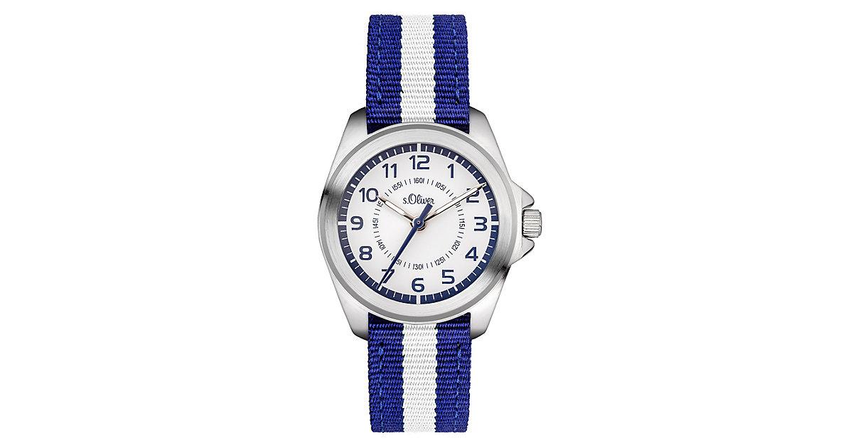 Armbanduhr SO-3401-LQ Analoguhren Kinder blau  Kinder