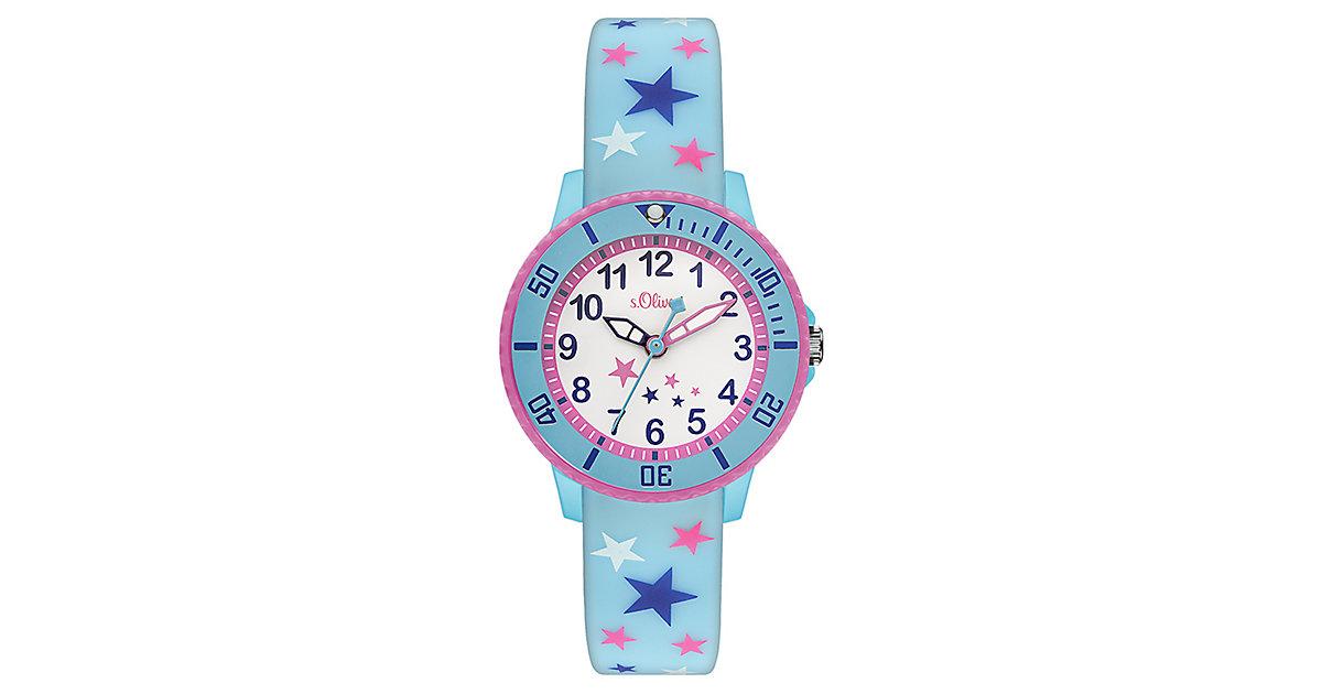Armbanduhr SO-3179-PQ Analoguhren Kinder blau  Kinder