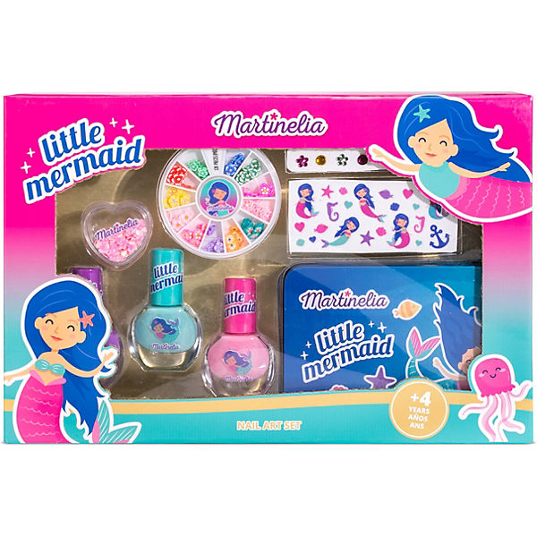 Martinelia Meerjungfrau - Nail Art Kit