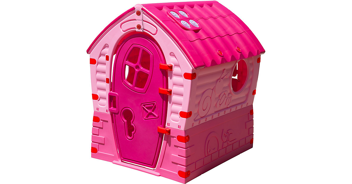 Dream House, pink