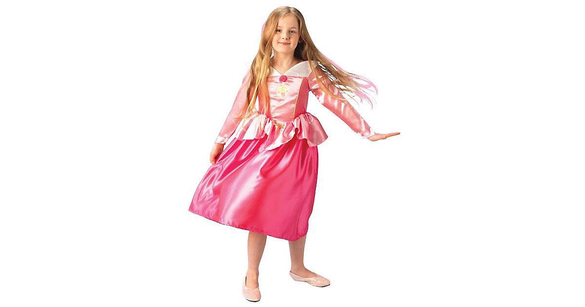 Kostüm Dornröschen Aurora Classic Child rosa S pink/rosa Gr. 98/104