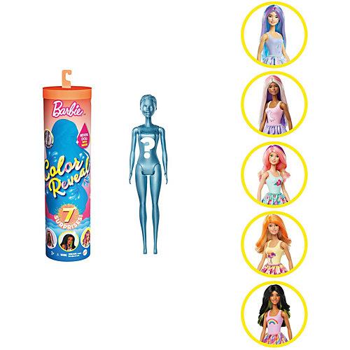 """Кукла Barbie """"Мода"""" Волна 3, меняет цвет от Mattel"""