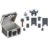 Набор игровой Minecraft Подземелье Боевой сундук 1