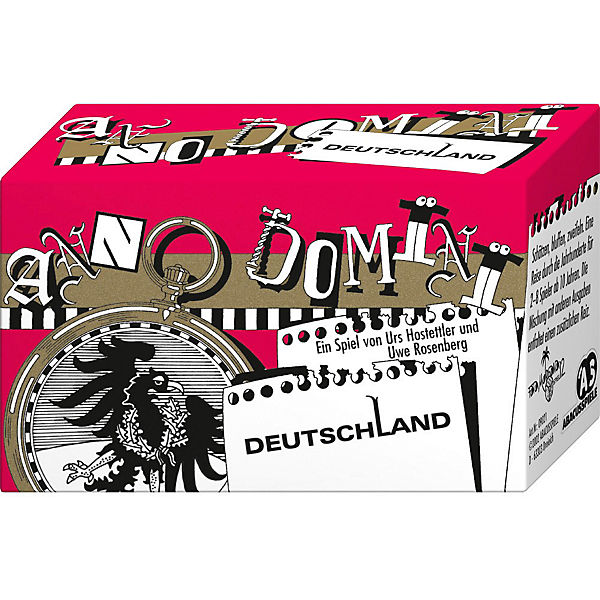 Anno Domini - Deutschland, Abacusspiele