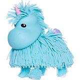 """Интерактивная игрушка Abtoys """"Макаронка. Единорожка голубая"""""""