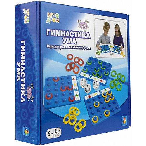 Игра настольная 1Toy Гимнастика ума от 1Toy