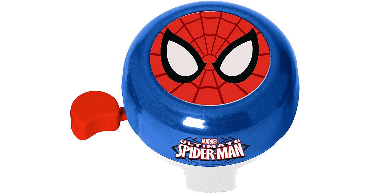 Klingel Spiderman blau
