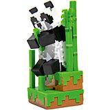 Фигурка Minecraft Adventure figures Panda 4 серия, 10 см