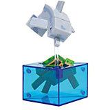 Фигурка Minecraft Adventure figures Dolphin and Turtle 4 серия,  10 см