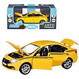Машинка Автопанорама Lada Vesta Такси , 1:24