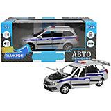 Машинка Автопанорама Lada Granta Cross Полиция, 1:24