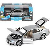 Машинка Автопанорама Audi A7, 1:24