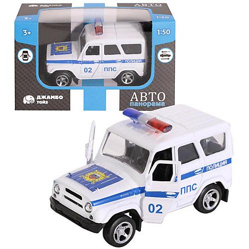 Машинка Автопанорама Полиция 1:50 от Автопанорама