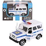 Машинка Автопанорама Полиция 1:50