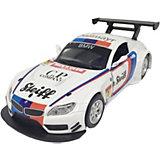 Машинка Автопанорама BMW Z4 GT3, 1:38