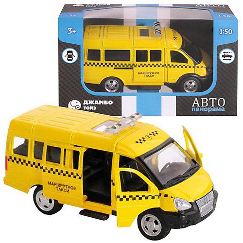 Машинка Автопанорама Маршрутное такси, 1:50 от Автопанорама