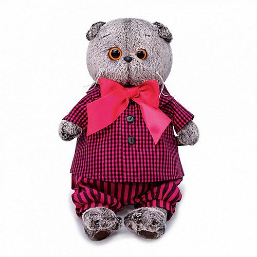 Мягкая игрушка Budi Basa Кот Басик в рубашке и штанах, 19 см от Budi Basa