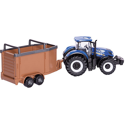 Трактор Bburago Farm tractor, 1:32 от Bburago