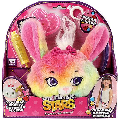 Набор с кошельком Shimmer Stars Разноцветный зайчик от Shimmer Stars