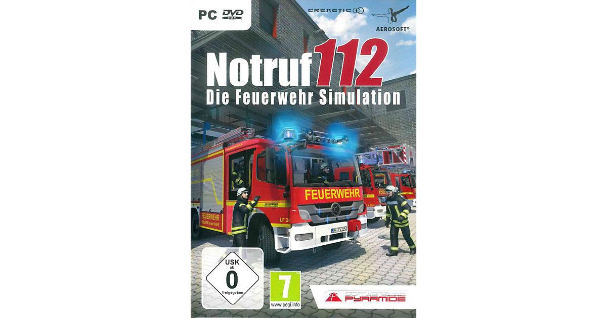 PC/DVD: Notruf 112 - Die Feuerwehr Simulation