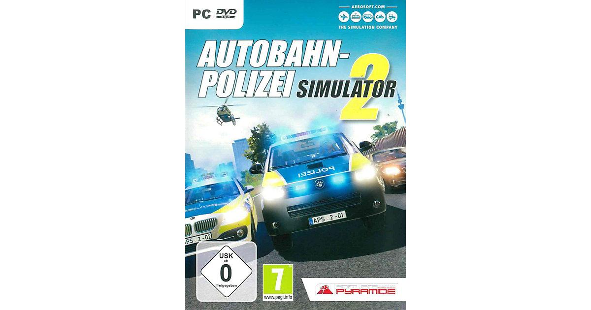 PC/DVD: Autobahn-Polizei Simulator 2