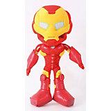 Мягкая игрушка Nicotoy Marvel Железный человек, 25 см