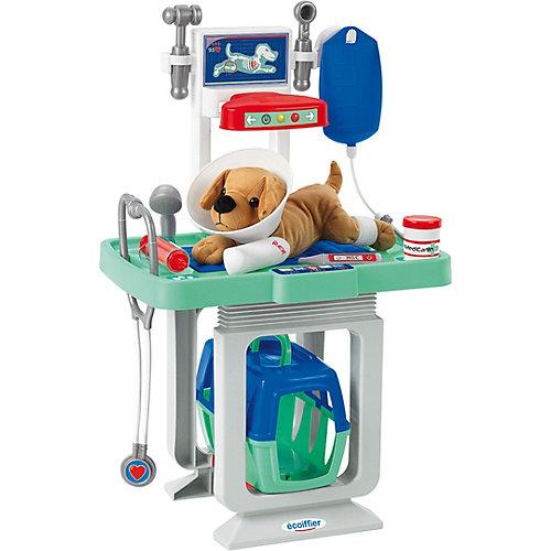 Игровой набор Ecoiffier Ветеринарная клиника с аксессуарами от écoiffier