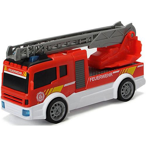 Игровой набор Dickie Toys Спасательный центр, свет, звук от Dickie Toys