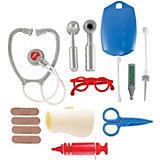 Набор доктора Ecoiffier в чемоданчике, 13 предметов