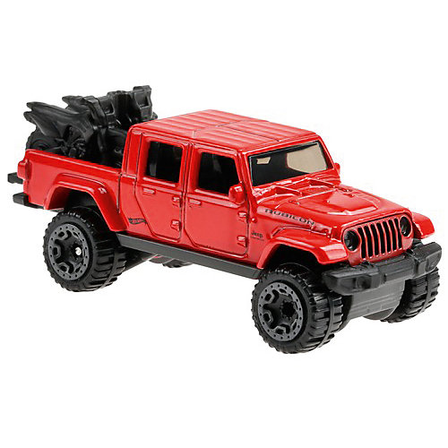 Базовая машинка Hot Wheels 64 Chevy Nova от Mattel