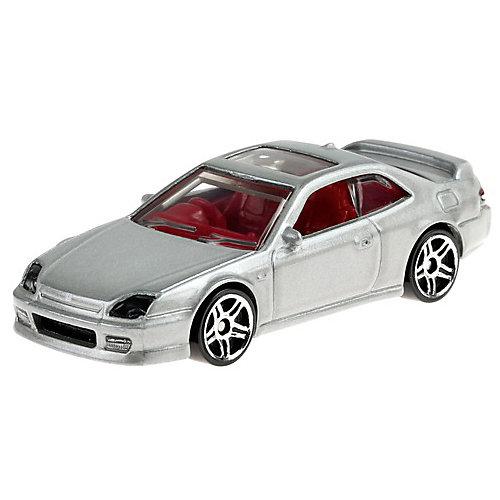 Базовая машинка Hot Wheels 98 Honda Prelude от Mattel