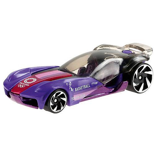 Базовая машинка Hot Wheels Sky Dome от Mattel