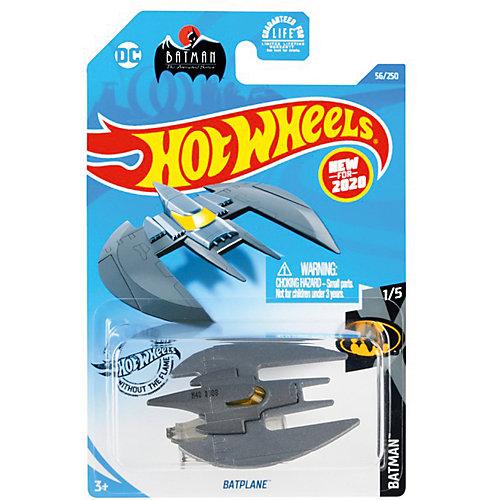 Базовый самолёт Hot Wheels Batplane от Mattel