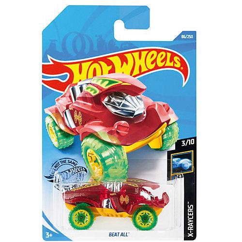 Базовая машинка Hot Wheels Beat All от Mattel