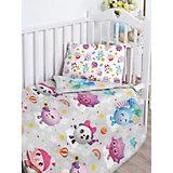 Комплект постельного белья Непоседа Малышарики