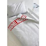 Комплект постельного белья Непоседа Мстители White Marvel