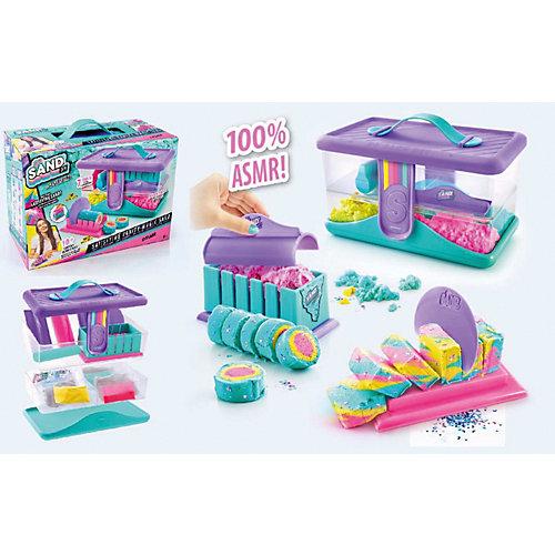 Мега-кейс для изготовления песчаного слайма Canal Toys So Sand Diy