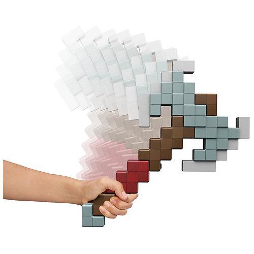Оружие Minecraft Обоюдоострый топор от Mattel