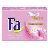 """Мыло туалетное FA Тайна масел """"Розовый жасмин"""", 90 г"""