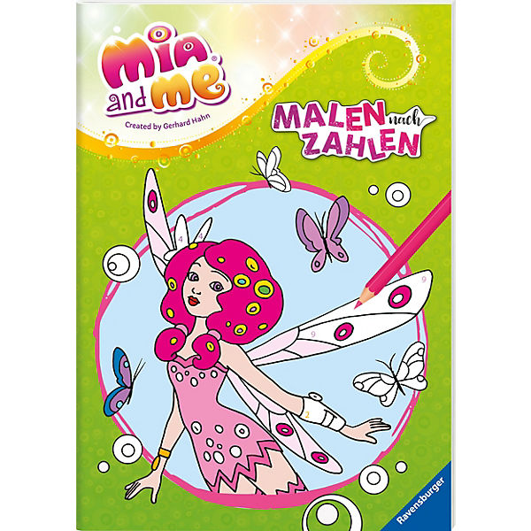Mia and me: Malen nach Zahlen