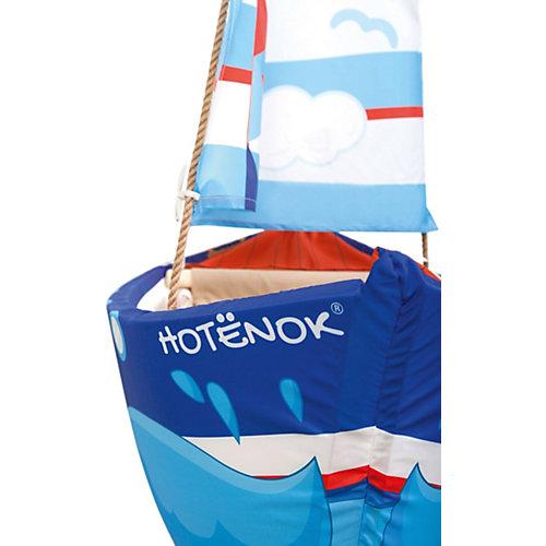 """Подвесные качели Hotenok """"Морской фрегат"""" с подушками от Hotenok"""