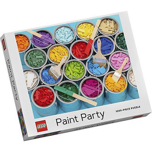Пазл LEGO Paint Party, 1000 элементов от LEGO