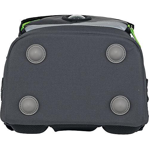Ранец с наполнением DerDieDas Ergoflex Exlclusiv Машина-паук, 4 предмета - weiß/beige от DerDieDas