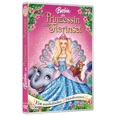 DVD Barbie: Prinzessin der Tierinsel