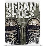 Тетрадь на кольцах со сменным блоком Альт Urban Shoes, 160 листов