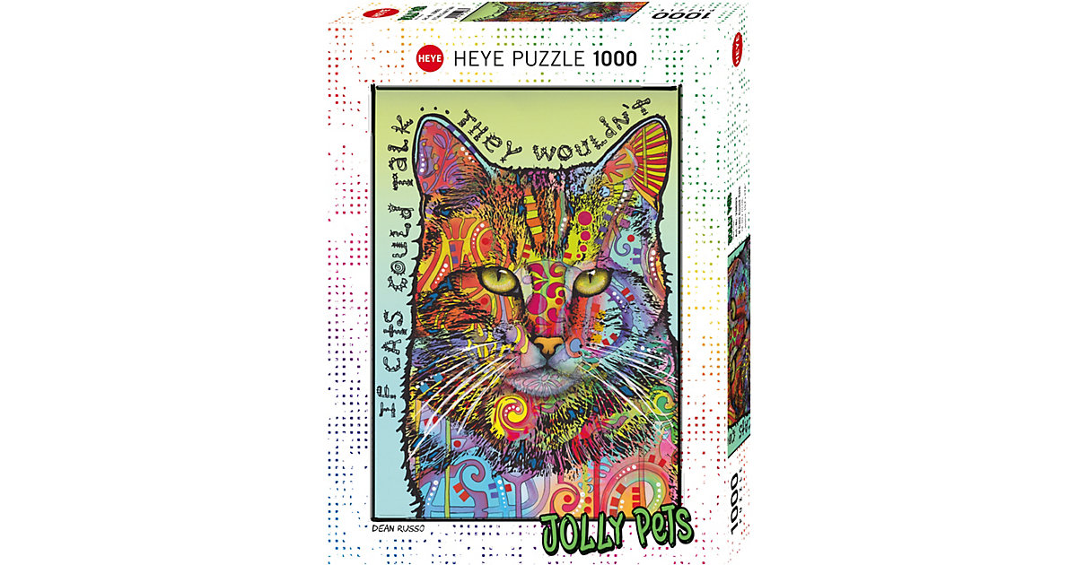 Puzzle If Cats Could Talk,  1000 Teile