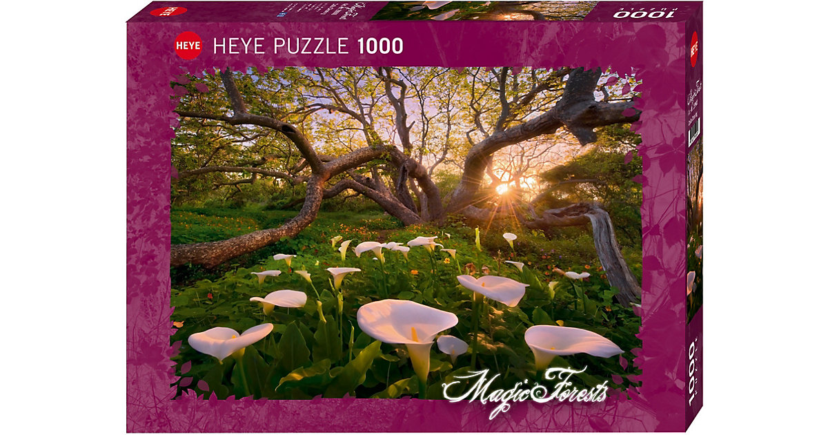 Puzzle Calla Clearing, 1000 Teile