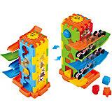 """Развивающая игрушка 5 в 1 Playgo """"Башня испытаний"""""""